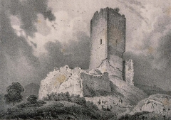 Château de Wineck - French painter and lithographer