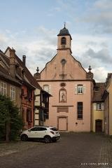 Ancien monastère - English: La petite chapelle