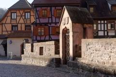 Pont sur la Weiss et sa chapelle - French photographer