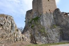 Ruines du château de Landskron -  2017-04-11 Landskron 023
