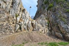 Ruines du château de Landskron -  2017-04-11 Landskron 030
