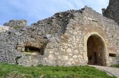 Ruines du château de Landskron -  2017-04-11 Landskron 048