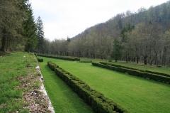 Ancienne abbaye cistercienne de Lucelle - Alemannisch: De Schtandort vom ehemalige Chloschter Lützel