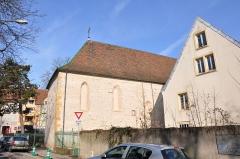 Chapelle Saint-Jean -  Chapelle Saint Jean, Alsace, France.