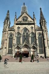 Temple réformé Saint-Etienne -  Cathédrale de Mulhouse