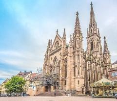 Temple réformé Saint-Etienne -
