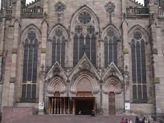 Temple réformé Saint-Etienne - Deutsch: Stephanskirche, Mülhausen, Elsass, Frankreich