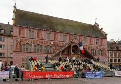 Ancien hôtel de ville, actuellement Musée historique - French photographer