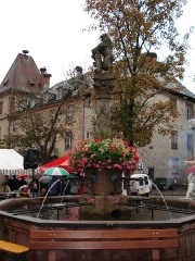 Fontaine -  Munster    Alsace