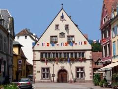 Ancien hôtel de ville -  Mairie de Munster 1