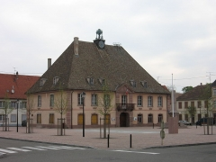 Mairie - English: Neuf-Brisach