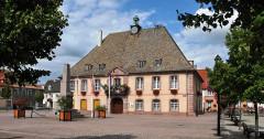 Mairie - Deutsch: Rathaus von Neuf-Brisach