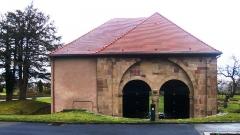 Ancienne abbaye de Marbach -  Narthex de l'abbaye