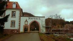 Ancienne abbaye de Marbach -  Ancien porche d'entrée de l'abbaye de Marbach