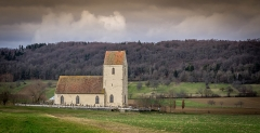 Chapelle Saint-Martin (chapelle du cimetière) -  Oltingue.