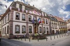 Hôtel de ville -  Hôtel de Ville