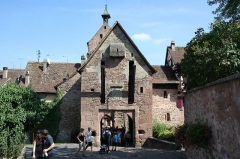 Anciennes fortifications -  Riquewihr