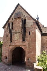 Anciennes fortifications -  Riquewihr, Haut-Rhin, France