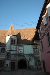 Ancien Hôtel de Berkheim -  RIQUEWIHR
