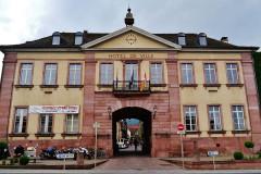 Hôtel de ville - Deutsch: Rathaus, Reichenweiher, Elsass, Frankreich
