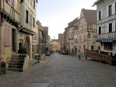 Hôtel de ville -  Riquewihr's main street II