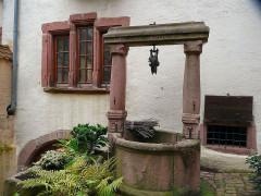 Abbaye d'Autrey -  Riquewihr, France Riquewihr, France