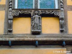 Maison dite à l'Etoile -  Wikipedia: Riquewihr; Alto Reno; Alsazia