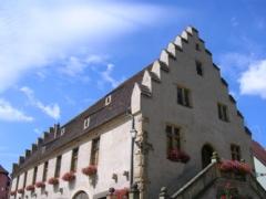 Ancienne halle au blé - Français:   Ancienne Halle aux Blés de Rouffach.