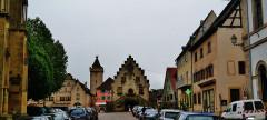 Ancienne halle au blé - Deutsch: altes Kornhaus, Rufach, Elsass, Frankreich