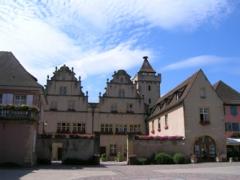 Ancien hôtel de ville - Français:   Ancien Hôtel de Ville de Rouffach, de style Renaissance.