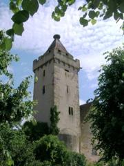 Tour des Sorcières - Français:   Tour des Sorcières de Rouffach.