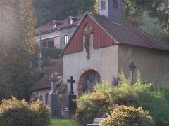 Cimetière -  Chapelle de la Madeleine 1, Sainte-Marie-aux-Mines, France