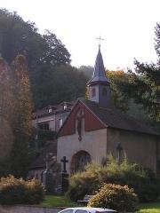 Cimetière -  Chapelle de la Madeleine 2