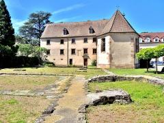 Ancienne commanderie des Hospitaliers de Saint-Jean - Français:   Ancienne commanderie des hospitaliers de Soultz-Haut-Rhin.