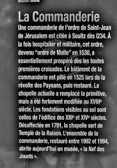 Ancienne commanderie des Hospitaliers de Saint-Jean - Français:   Informations sur la commanderie. Soultz-Haut-Rhin