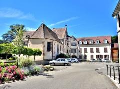 Ancienne commanderie des Hospitaliers de Saint-Jean - Français:   La nef des jouets. (Musée). Soultz-Haut-Rhin
