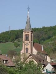 Eglise catholique Saint-Jean-Baptiste - Alemannisch: Sànkt Jàmbadis Kerich en Sùlzbàch