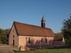 Chapelle Sainte-Marie dite chapelle du Schaefertal ou Val du Pâtre -  Notre Dame du Schaefferthal