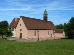 Chapelle Sainte-Marie dite chapelle du Schaefertal ou Val du Pâtre - Français:   Chapelle du Val du Pâtre
