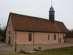 Chapelle Sainte-Marie dite chapelle du Schaefertal ou Val du Pâtre - Français:   Chapelle Notre-Dame du Schaeffertal (ou Val du Pâtre)