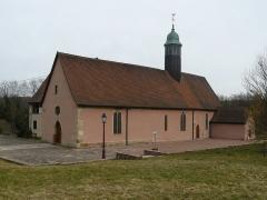 Chapelle Sainte-Marie dite chapelle du Schaefertal ou Val du Pâtre - Français:   Chapelle du Schaeffertal (ou Val du Pâtre)