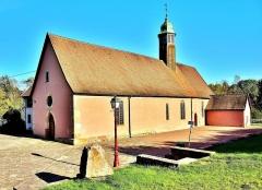 Chapelle Sainte-Marie dite chapelle du Schaefertal ou Val du Pâtre - Français:   Chapelle du Schaeferthal. Commune de Soulzmatt