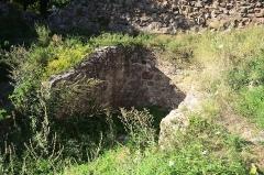 Ruines du château d'Engelbourg -  DSC_5855