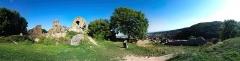Ruines du château d'Engelbourg -  DSC_5823 - DSC_5833