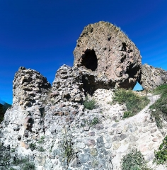 Ruines du château d'Engelbourg -  DSC_5798 - DSC_5803