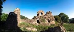 Ruines du château d'Engelbourg -  DSC_5847 - DSC_5852