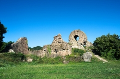 Ruines du château d'Engelbourg -  DSC_5844