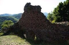 Ruines du château d'Engelbourg -  DSC_5795