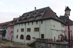 Ancienne halle aux blés - Français:   Thann, Haut-Rhin, Alsace, France