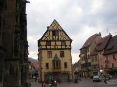 Maison Ehrhard - Deutsch:   Stadtkern von Thann